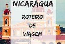 Nicarágua / Dicas de viagem, turismo e mochilão na Nicarágua.