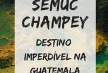Guatemala / Dicas de viagem, turismo e mochilão na Guatemala.