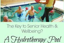 Senior Living / Health, fitness, wellness and lifestyle information for seniors. / by SwimEx