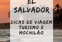 El Salvador / Dicas de viagem, turismo e mochilão em El Salvador.