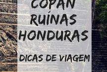 Honduras / Dicas de viagem, turismo e mochilão em Honduras.