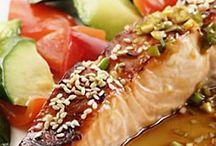 cook | fish