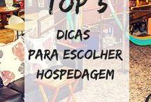 Hospedagem / Dicas de hospedagem pela América Latina. Sugestões de bairros, hotéis, pousadas e hostels para você se hospedar.