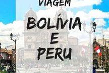 Bolívia / Dicas de viagem, turismo e mochilão na Bolívia