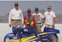 Sperry / Lackey Racing Team / Randakk's Cycle Shakk LLC is pleased to announce a sponsorship arrangement with the Sperry / Lackey Racing Team who will field  a Supercharged Triumph for a 2013 Bonneville Run!