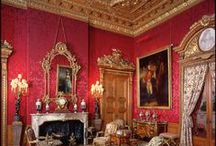 Interiors / Waddesdon was created to impress - it was only used on summer weekends to entertain Baron Ferdinand's friends and family. See the lavish interiors filled with royal treasures.