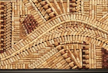 wine cork crafts / by Diana Tombley