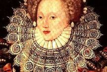 ELIZABETH I / by Kate