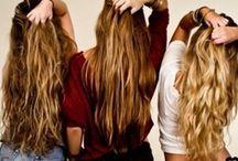 hair / włosy