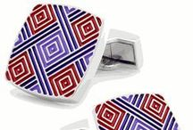 Argyle Cufflinks / Home Cufflinks By Pattern Argyle Cufflinks Argyle Cufflinks  The look of argyle is classic, and the Argyle Cufflinks from Cufflinksman embrace this convention and add a bit of flair. The styles mimic the diamond-pattern so popular in apparel and accessory items, and provides the ideal accent for a crisp cuff.