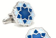 UNIQUE CUFFLINKS / For the singular man, the man who stands out in the crowd, the man who not only knows who he is, but also insists that his apparel reflect his individuality we offer an unparalleled selection of unique cufflinks. Unusual and distinct, these special cufflinks will always make a statement. And that statement is as unique as he is