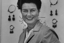 PEGGY GUGGENHEIM / by Kate