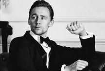 Tom Hiddleston!!!
