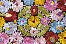 Embroidery / by Zsuzsanna Schenk