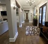 Entry Spaces in Texas Homes / Trent Williams Construction Management has designed and built dozens of custom, unique living spaces in the East Texas marketplace. Designs span the spectrum, from traditional to modern to ranch style. Included in this board are a few highlights of recent entry way designs and ideas.