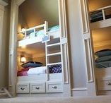 Home Spaces for Kids & Teens / Trent Williams Construction Management has designed and built dozens of custom, unique bedroom spaces in Tyler and around East Texas. Many of these have been for young, growing families, with living space needs for their children and teens. On this board are a few highlights of recent room designs and ideas.