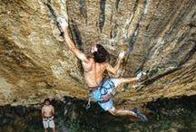 Climbing / Awesome climbing pics