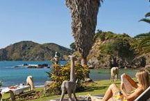 Outdoor living in New Zealand / Enjoying the New Zealand outdoor lifestyle