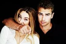 Divergent / Fear Doesn't Shut You Down It Wakes You Up  / by America Schreave