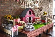 """Farm Birthday Party / Up for a great Farm Birthday Party? You may also want to take a look at some of my other boards, like """"Non Toy Gifts for Kids"""", """"DIY Gifts for Kids"""", """"Kits for Kids"""", """"Gifts for Girls"""" or """"Gifts for Boys"""". They will help you find the perfect gift for the birthday kid! / by Non Toy Gifts"""