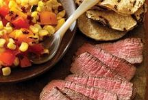 Soak it, Dip it, Top it / Star Ranch Angus beef is delicious on its own, but sometimes it's fun to jazz up the flavor and try something new with these marinades, rubs, sauces and extras.