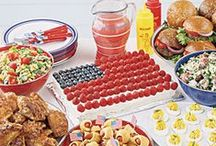 Fourth of July / We've got delicious recipes to take your Fourth of July bash to the next level!