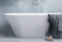 Utstyr : badekar, frittstående