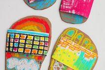 Summer Crafts - Kids