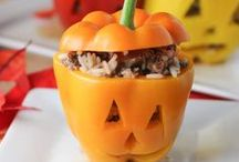 Trick or Treat! / While Halloween is the perfect time to indulge in candy corn and fun-sized chocolate bars, it's also a great time to create some deliciously spooky foods.
