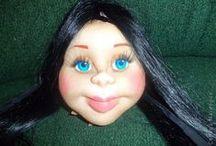 Soft dolls