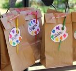 DIY Party favors - Kids