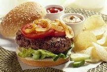 Memorial Day / The perfect place to celebrate the red, white and blue? At the grill.