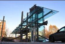 Cassala-Outdoor Elevator / Ascensore esterno a Milano architetto Daniel Marcaccio foto: Daniel Marcaccio