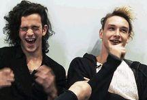 George and Matty