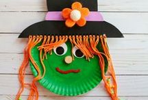 Paper plate crafts - Kids / Easy paper plate crafts for kids to make. Perfect for toddlers, preschool and older children. Spring, summer, fall, Christmas, Valentine, Thanksgiving, Halloween, Easter, animals, fish, butterfly, birds, turtle, cat, shark, masks and more. Fun ideas for everyone.