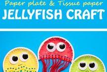 Yarn Crafts - Kids