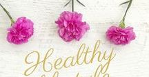 Healthy Lifestyle / Healthy lifestyle tips, motivation, for beginners, quotes, for teens, plan, food, recipes, Forever living, essential oils, and habits to live your best life.