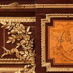 French furniture / Waddesdon is full of 18th-century French objects, of exceptional quality and history, including a writing table made for Queen Marie-Antoinette.