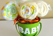 baby shower ideas / by Made by Cristina Marie