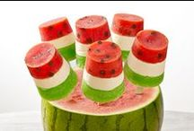 watermelon party / ideas for a watermelon party / by Made by Cristina Marie