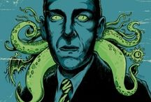 Beyond the Wall of Sleep / Stuff on H.P. Lovecraft