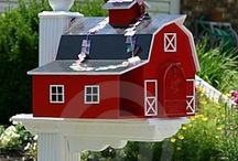 Mail Boxes / by Beverly Gannon