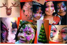 Face painting designs / Children's entertainment