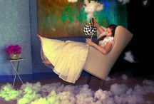 Escapism / Head in the clouds