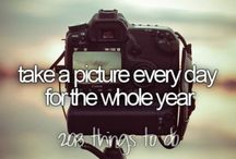 Bucket List / I need this some day.