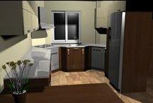 Mutfak Tasarımları / Mutfak Tasarımları