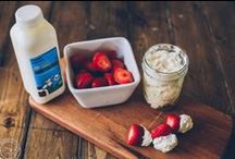 Raw Cream Recipes / Easy raw cream recipes!   OPDC raw cream is alive with fully active enzymes, a broad spectrum of naturally occurring beneficial bacteria, rich in heart healthy Omega-3 fatty acids, Factor X, essential amino acids, vitamins, minerals, and antioxidants. Separated from our raw whole milk that was simply flash-chilled, filtered, and tested.