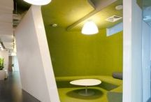 Inspiring offices / Bold and bright – these offices incorporate unique and quirky ideas to create truly impressive office spaces!