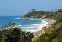 Carlsbad / Carlsbad, a quaint seaside resort city, occupying a 7-mile stretch of Pacific coastline in northern San Diego County / by Park Hyatt Aviara Resort, Golf Club and Spa