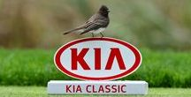 2017 LPGA Kia Classic / Entering its eighth year, the 2017 Kia Classic will be held at the Park Hyatt Aviara Resort in Carlsbad, California March 20th – 26th. The Kia Classic features 144 of the best women golfers playing for the $1.8 million purse.